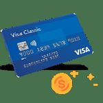 Займы на карту Visa Classic